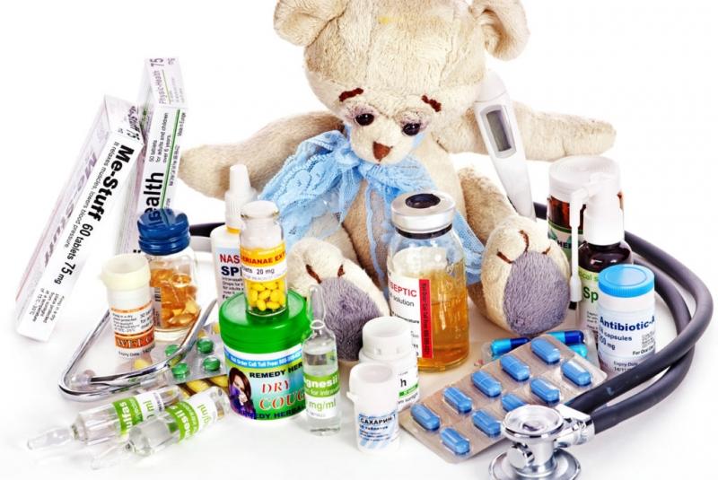Бесплатные лекарства для детей до 3 лет. Перечень бесплатных медикаментов.