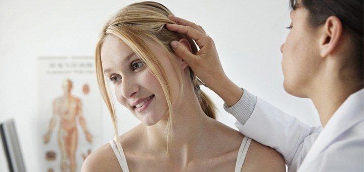 Касторовое масло для волос смыть