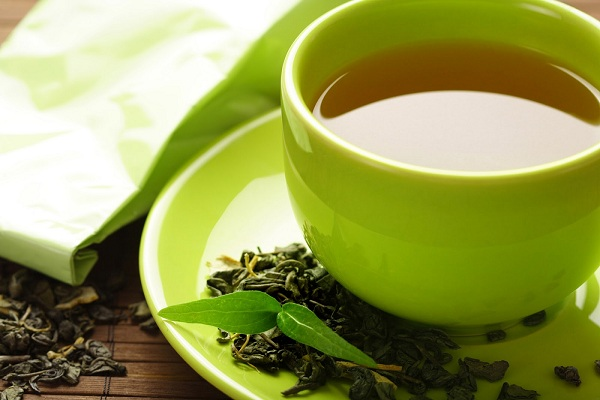 Зеленый чай – диво дивное.