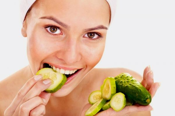 Огурцы: польза для здоровья, красоты и фигуры.