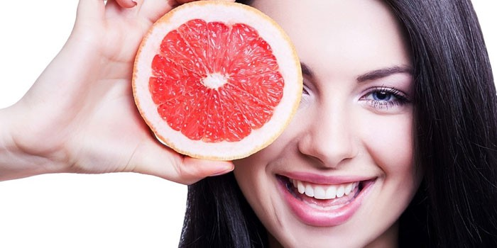 Грейпфрутовая диета - как похудеть с помощью грейпфрута