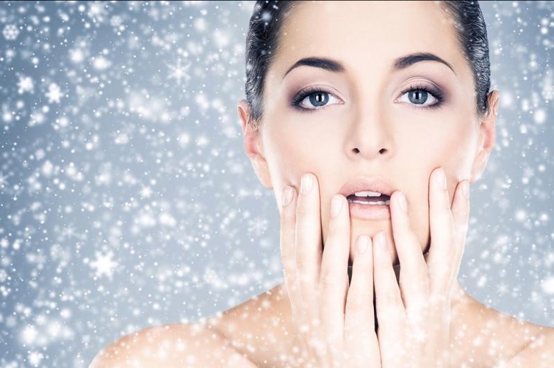 Секреты ухода за кожей лица зимой.