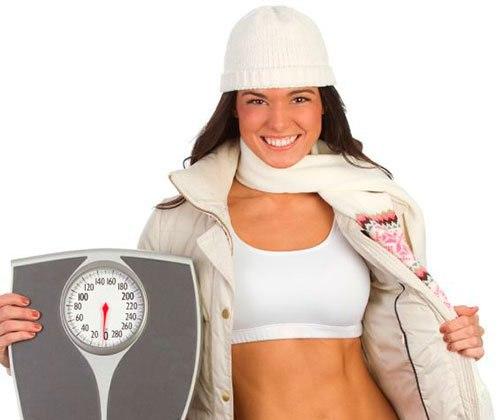 Как похудеть зимой и какую диету подобрать?