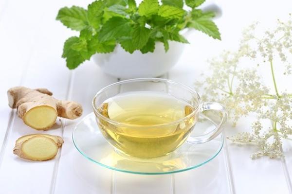 Имбирный чай от простуды - чудо природы