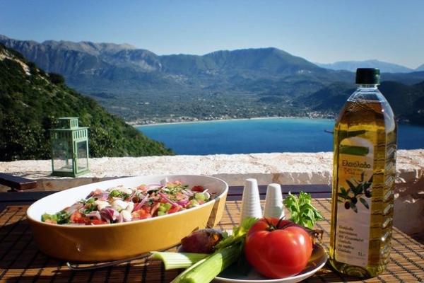 Особенности полезной греческой кухни