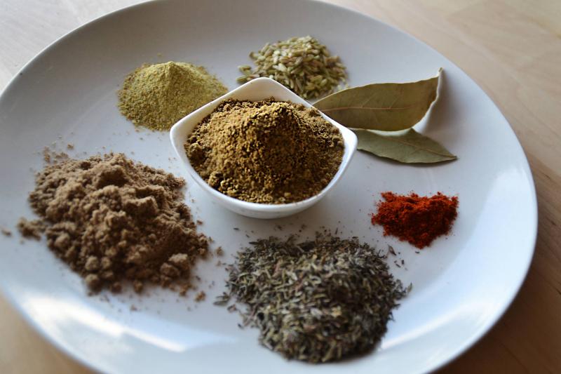 5 популярных специй на кухне. Польза и вред