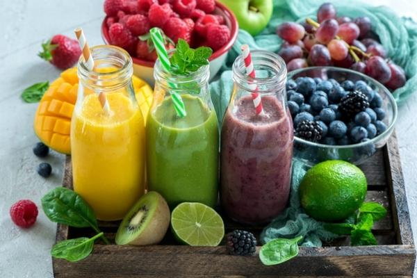 5 рецептов смузи, ускоряющих обмен веществ